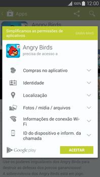 Como baixar aplicativos - Samsung Galaxy Note - Passo 18