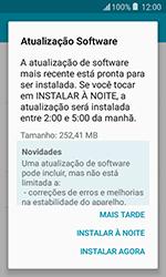 Como atualizar o software do seu aparelho - Samsung Galaxy J1 - Passo 7