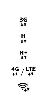 Explicação dos ícones - Samsung Galaxy A50 - Passo 7