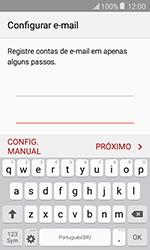 Como configurar seu celular para receber e enviar e-mails - Samsung Galaxy J1 - Passo 6
