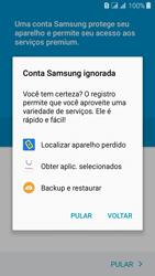 Como configurar pela primeira vez - Samsung Galaxy J3 Duos - Passo 16