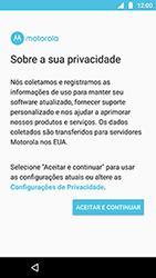 Como ativar seu aparelho - Motorola Moto X4 - Passo 9