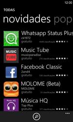Como baixar aplicativos - Nokia Lumia 920 - Passo 8