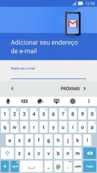 Como configurar seu celular para receber e enviar e-mails - Asus ZenFone Go - Passo 11