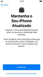 Como configurar pela primeira vez - Apple iPhone 7 - Passo 21