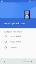 Como configurar seu celular para receber e enviar e-mails - Lenovo Vibe K6 - Passo 10