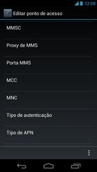 Como configurar a internet do seu aparelho (APN) - Motorola Moto X (1ª Geração) - Passo 12