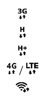 Explicação dos ícones - Samsung Galaxy Note 20 5G - Passo 7