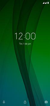 Como reiniciar o aparelho - Motorola Moto G7 - Passo 6