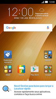Como configurar pela primeira vez - Asus ZenFone Go - Passo 21