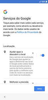 Como ativar seu aparelho - Samsung Galaxy J4 Core - Passo 10