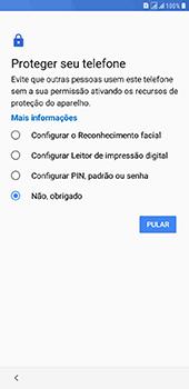 Como ativar seu aparelho - Samsung Galaxy J8 - Passo 13