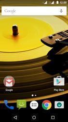 Como configurar uma rede Wi-Fi - Motorola Moto E (2ª Geração) - Passo 1