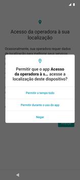 Como configurar pela primeira vez - Motorola Edge - Passo 14