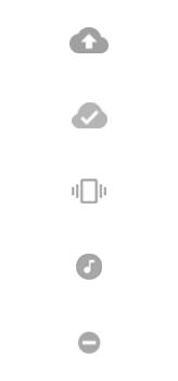 Explicação dos ícones - Motorola Moto G8 Power - Passo 7