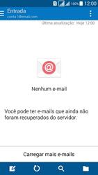 Como configurar seu celular para receber e enviar e-mails - Samsung Galaxy Grand Prime - Passo 4