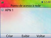 Como configurar a internet do seu aparelho (APN) - Huawei U6020 - Passo 4