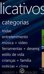 Como baixar aplicativos - Nokia Lumia 920 - Passo 6