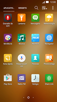 Como configurar a internet do seu aparelho (APN) - Asus ZenFone Go - Passo 18