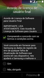 Como ativar seu aparelho - Samsung Galaxy Grand Prime - Passo 7