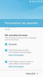 Como configurar pela primeira vez - Samsung Galaxy J2 Prime - Passo 19