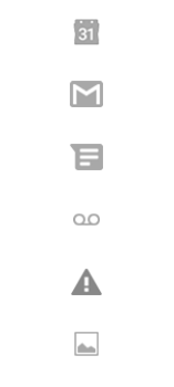 Explicação dos ícones - Motorola Edge - Passo 9