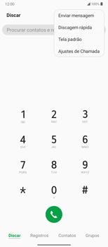 O celular não faz chamadas - LG Velvet 5G - Passo 12