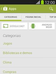 Como baixar aplicativos - Samsung Galaxy Pocket - Passo 6
