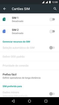 Como configurar a internet do seu aparelho (APN) - Motorola Moto X Play - Passo 5