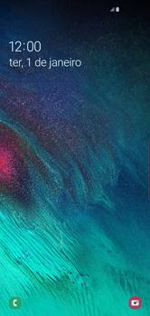 Como configurar pela primeira vez - Samsung Galaxy S10 - Passo 4