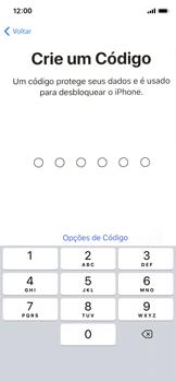 Como configurar pela primeira vez - Apple iPhone X - Passo 12