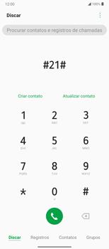 O celular não recebe chamadas - LG Velvet 5G - Passo 19