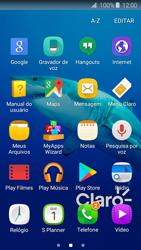 Como bloquear chamadas de um número específico - Samsung Galaxy J2 Duos - Passo 3