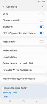 O celular não recebe chamadas - Samsung Galaxy A32 5G - Passo 5