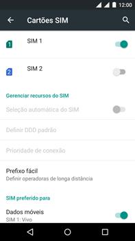 Como configurar a internet do seu aparelho (APN) - Motorola Moto X Play - Passo 6
