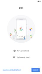 Como ativar seu aparelho - Google Pixel 2 - Passo 5