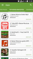 Como baixar aplicativos - Samsung Galaxy Grand Prime - Passo 11