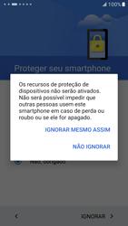 Como configurar pela primeira vez - Samsung Galaxy S7 - Passo 11