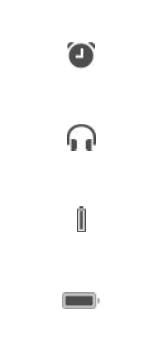 Explicação dos ícones - Apple iPhone 11 Pro - Passo 21