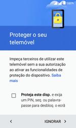 Como configurar pela primeira vez - Alcatel Pixi 4 - Passo 16