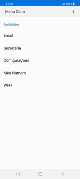 Como melhorar a velocidade da internet móvel - Samsung Galaxy S21 Ultra 5G - Passo 13