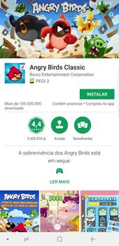 Como baixar aplicativos - Samsung Galaxy S9 Plus - Passo 15