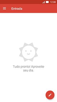 Como configurar seu celular para receber e enviar e-mails - Asus ZenFone Go - Passo 29