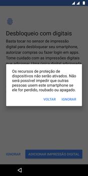 Como ativar seu aparelho - Motorola Moto G6 Play - Passo 15