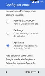 Como configurar pela primeira vez - Alcatel Pixi 4 - Passo 14