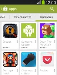 Como baixar aplicativos - Samsung Galaxy Pocket - Passo 13
