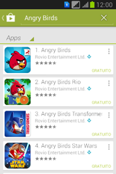 Como baixar aplicativos - Samsung Galaxy Young - Passo 15