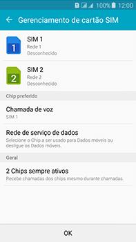 Como configurar pela primeira vez - Samsung Galaxy J7 - Passo 5