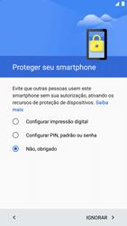 Como ativar seu aparelho - LG Google Nexus 5X - Passo 15