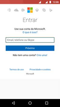 Como configurar seu celular para receber e enviar e-mails - Motorola Moto Z2 Play - Passo 8